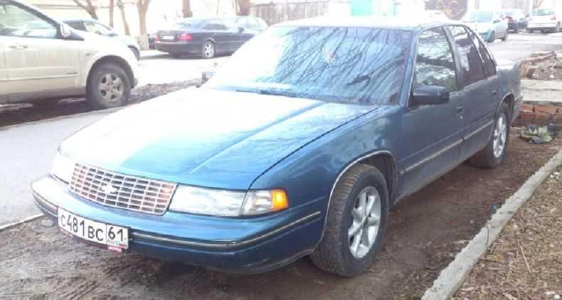 Chevrolet Lumina, 1990 год, 165 000 руб.