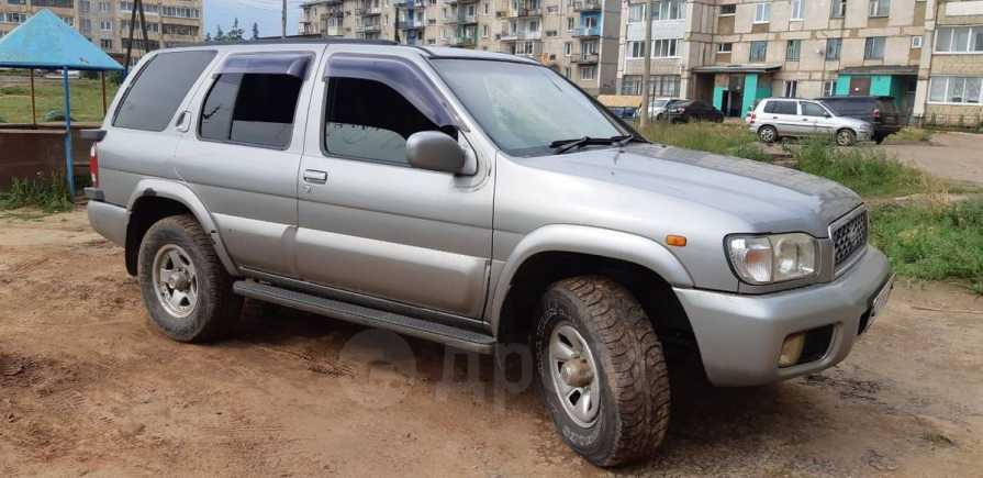 Nissan Terrano, 2000 год, 420 000 руб.