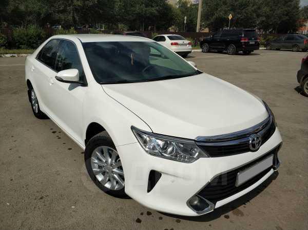 Toyota Camry, 2015 год, 1 130 000 руб.