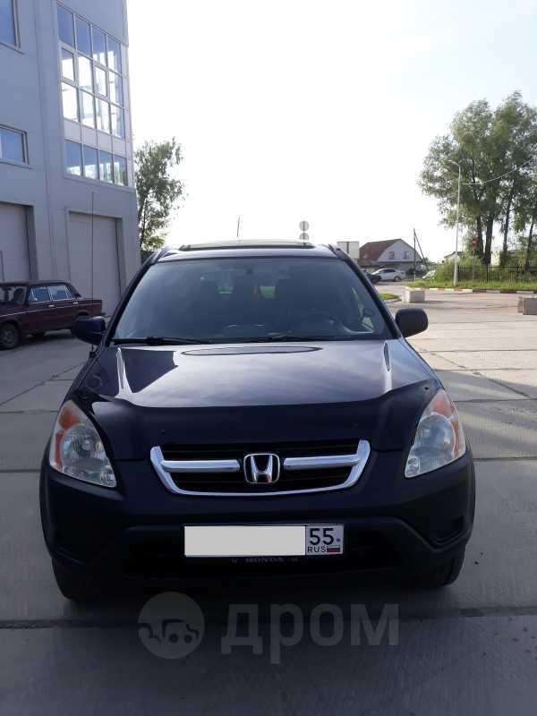 Honda CR-V, 2004 год, 545 000 руб.