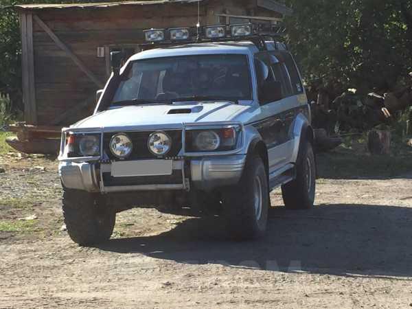 Mitsubishi Pajero, 1995 год, 580 000 руб.