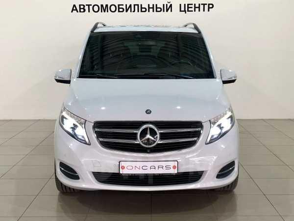 Mercedes-Benz V-Class, 2014 год, 2 550 000 руб.