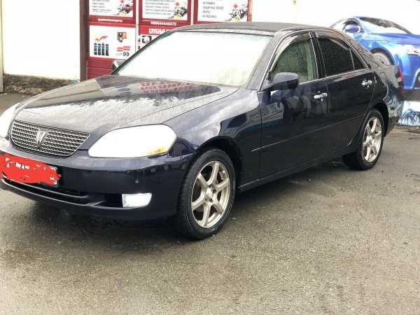 Toyota Mark II, 2002 год, 285 999 руб.
