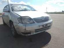 Белогорск Corolla Runx 2001