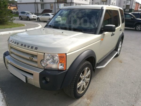Land Rover Discovery, 2006 год, 950 000 руб.
