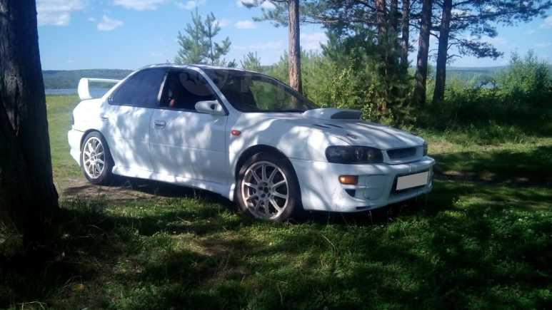 Subaru Impreza WRX STI, 1999 год, 437 000 руб.