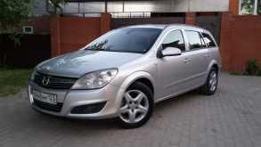 Opel Astra, 2007 г., Краснодар