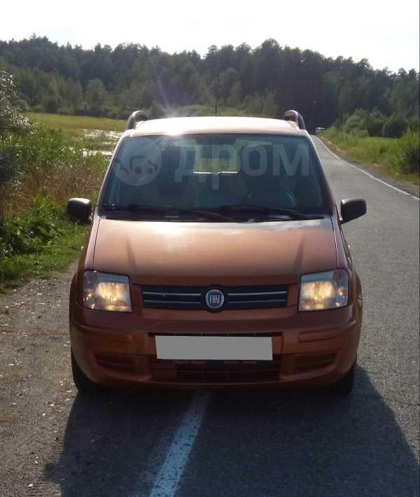Fiat Panda, 2007 год, 220 000 руб.