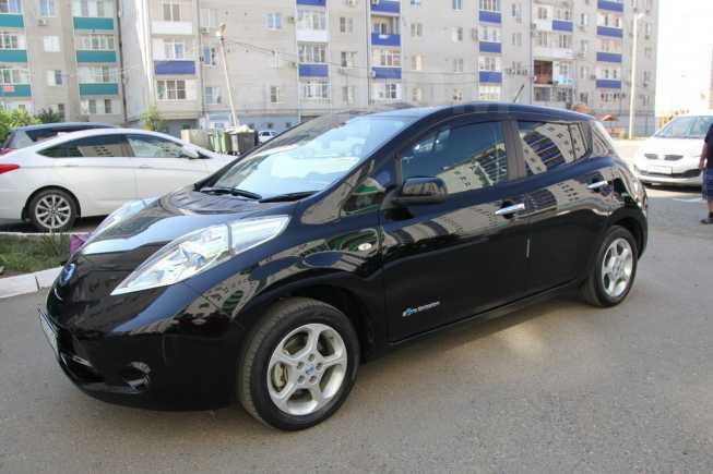 Nissan Leaf, 2013 год, 655 000 руб.