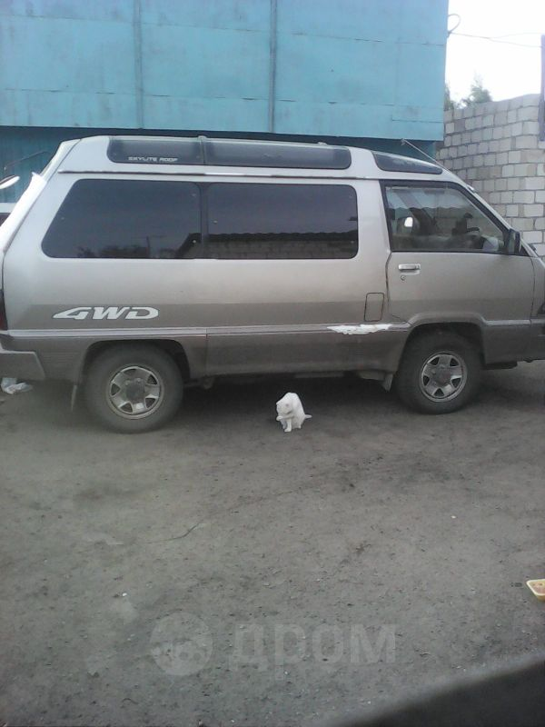 Toyota Master Ace Surf, 1991 год, 165 000 руб.