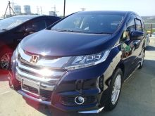 Владивосток Honda Odyssey 2014