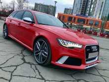 Ижевск Audi RS6 2013
