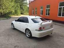 Иркутск Altezza 1999