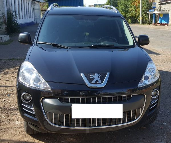 Peugeot 4007, 2011 год, 750 000 руб.