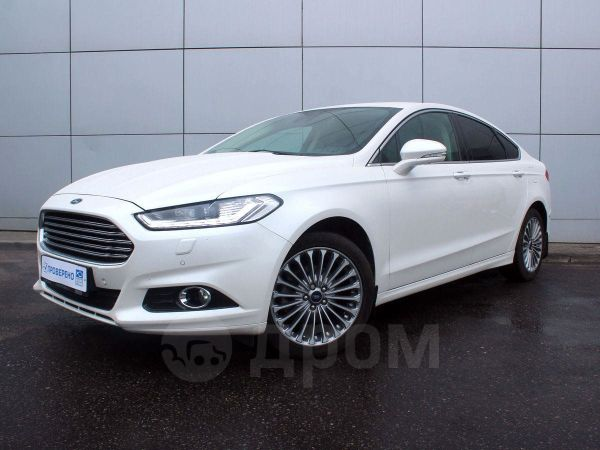 Ford Mondeo, 2015 год, 1 359 000 руб.