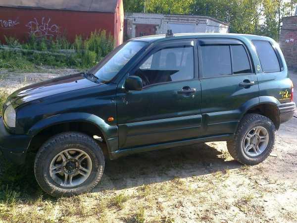 Suzuki Grand Vitara, 2001 год, 250 000 руб.