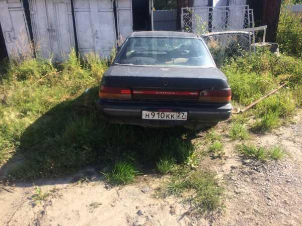 Toyota Carina, 1990 год, 25 000 руб.