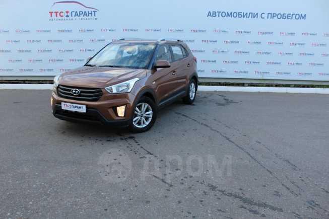 Hyundai Creta, 2016 год, 928 200 руб.