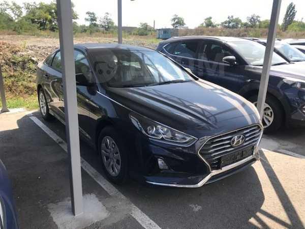 Hyundai Sonata, 2018 год, 1 290 000 руб.