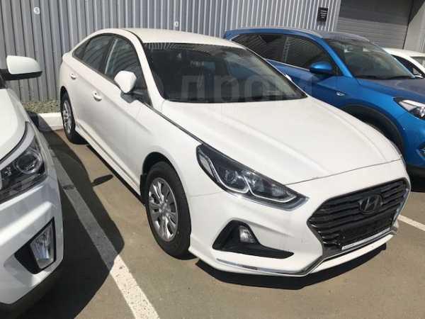 Hyundai Sonata, 2018 год, 1 275 000 руб.