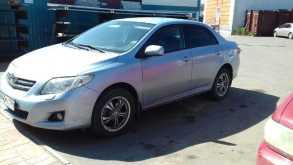 Нижнеудинск Corolla 2007