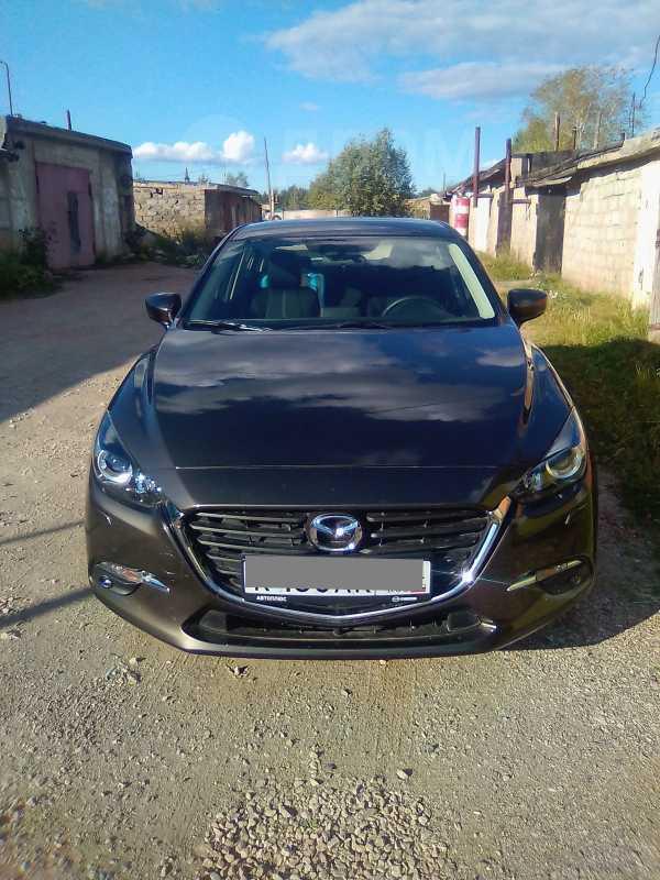 Mazda Mazda3, 2017 год, 1 150 000 руб.