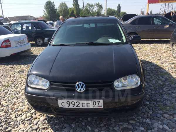 Volkswagen Golf, 2001 год, 280 000 руб.