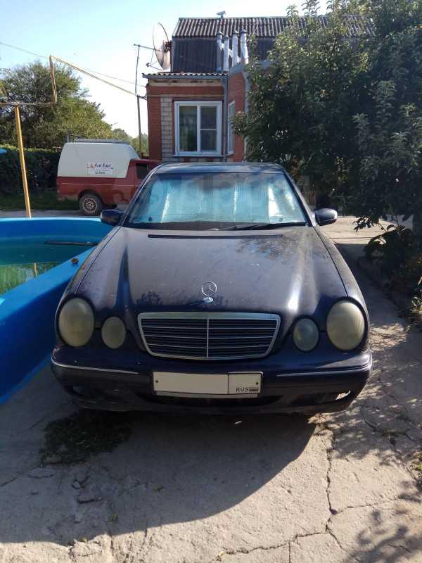 Mercedes-Benz E-Class, 2001 год, 270 000 руб.