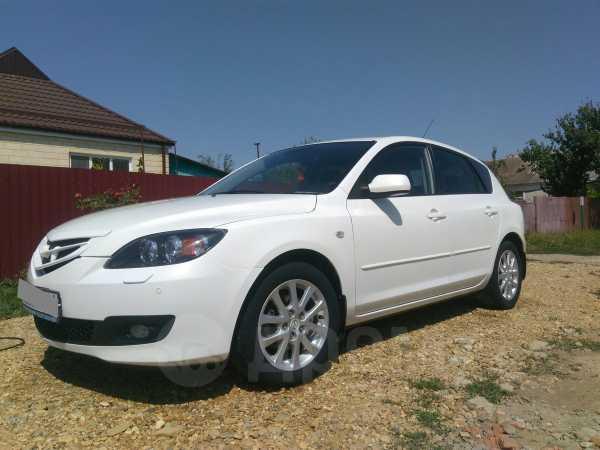 Mazda Mazda3, 2008 год, 405 000 руб.