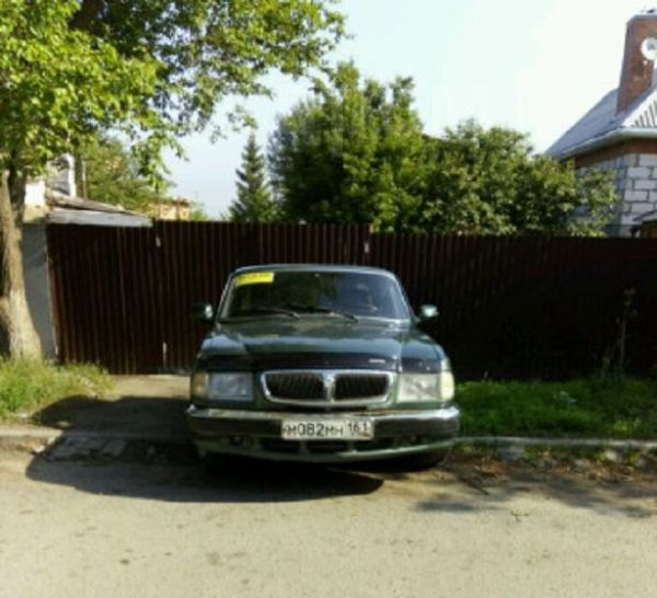 ГАЗ 3110 Волга, 2003 год, 73 000 руб.