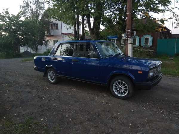 Лада 2107, 2006 год, 41 000 руб.