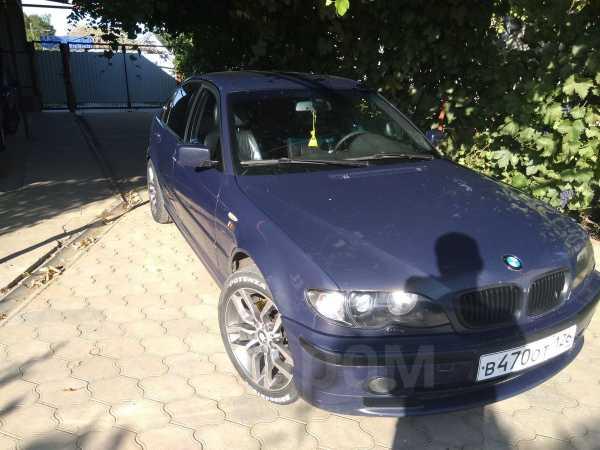 BMW 3-Series, 2002 год, 349 999 руб.