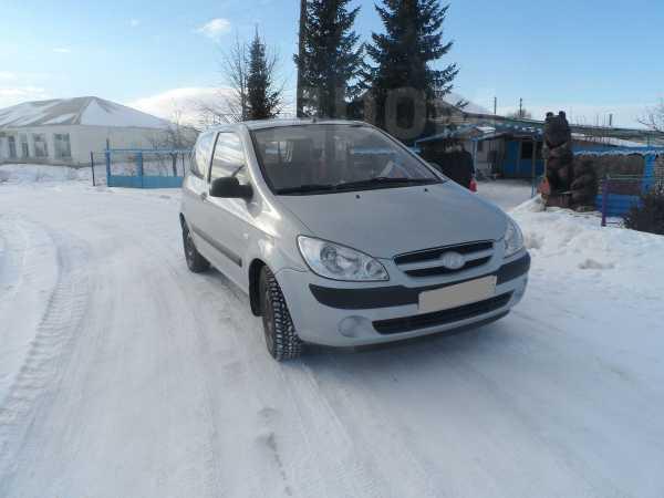 Hyundai Getz, 2007 год, 200 000 руб.