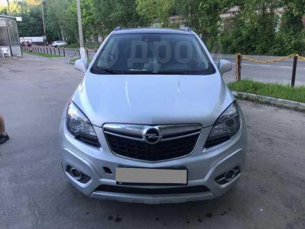 Opel Mokka, 2013 год, 555 000 руб.