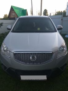 SsangYong Actyon, 2012 г., Томск