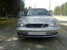 Нижневартовск Nubira 2001