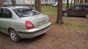 Иркутск Elantra 2004