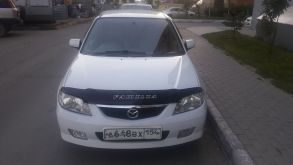 Новосибирск Familia 2003