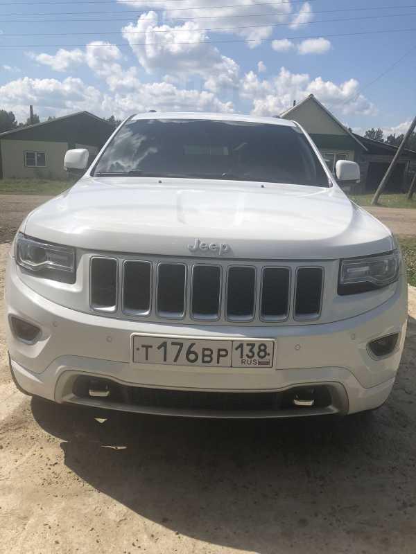 Jeep Grand Cherokee, 2013 год, 2 570 000 руб.