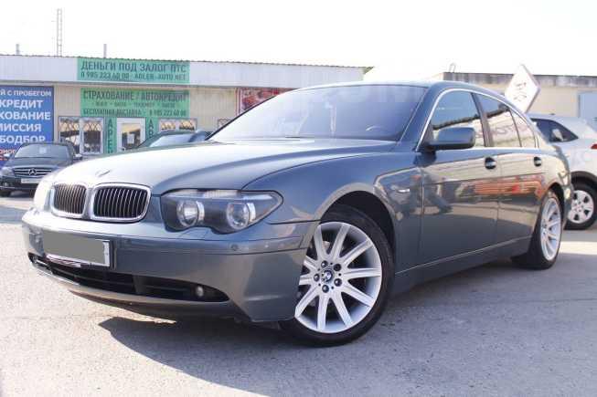 BMW 7-Series, 2002 год, 370 000 руб.