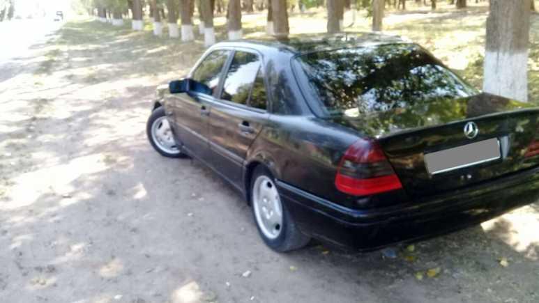 Mercedes-Benz C-Class, 1997 год, 124 000 руб.