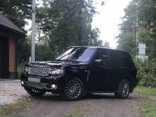 Новокузнецк Range Rover 2012