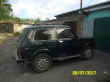Минусинск 4x4 2121 Нива 2011
