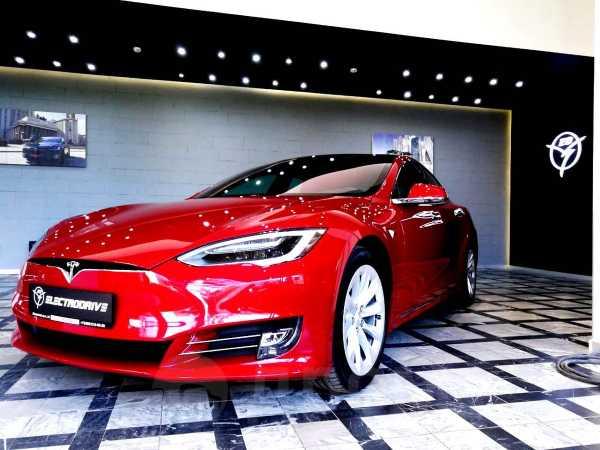 Tesla Model S, 2018 год, 8 500 000 руб.