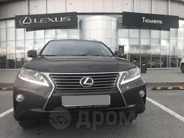 Lexus RX270, 2014 год, 1 580 000 руб.