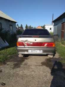 Омск 2115 2001