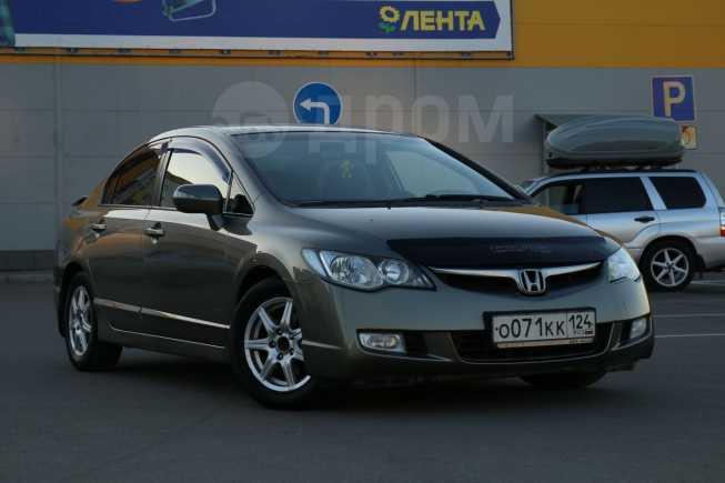 Honda Civic, 2007 год, 408 000 руб.