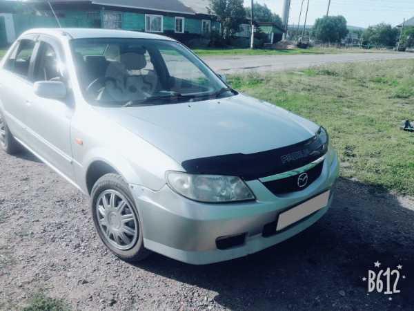 Mazda Familia, 2003 год, 240 000 руб.