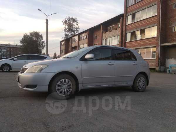 Toyota Corolla Runx, 2004 год, 395 000 руб.