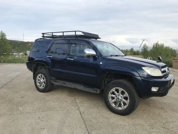 Toyota Hilux Surf, 2004 год, 980 000 руб.